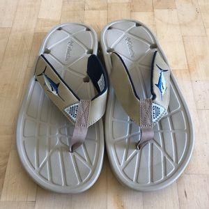 Columbia PFG Thong Sandal, 9